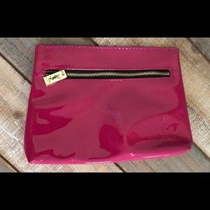 Yves Saint Laurent, NWOT, Pink Make-Up Bag